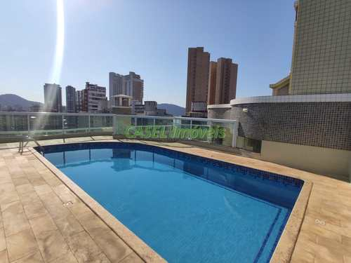 Apartamento, código 804133 em Praia Grande, bairro Guilhermina