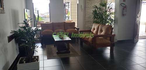 Apartamento, código 804151 em Praia Grande, bairro Guilhermina