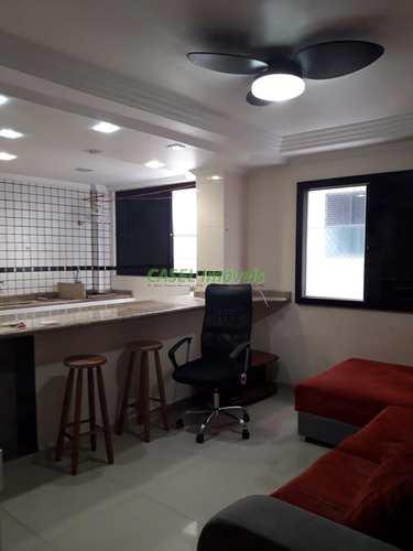 Apartamento, código 804157 em Praia Grande, bairro Guilhermina
