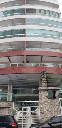 Apartamento, código 804183 em Praia Grande, bairro Guilhermina