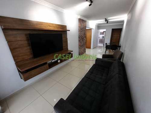 Apartamento, código 804202 em Praia Grande, bairro Guilhermina
