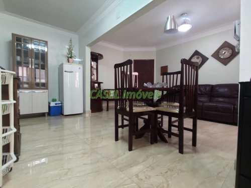 Apartamento, código 804203 em Praia Grande, bairro Guilhermina