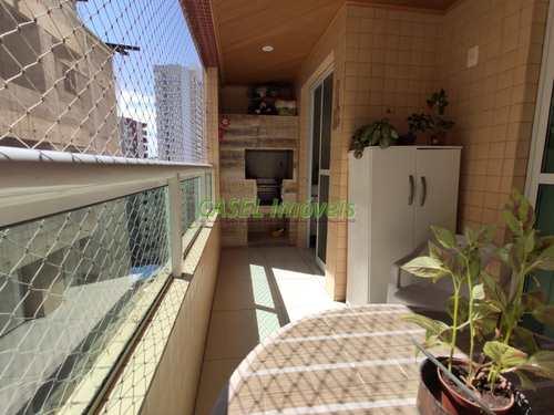Apartamento, código 804224 em Praia Grande, bairro Guilhermina
