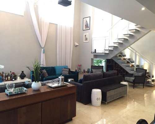 Casa de Condomínio, código 10 em Santana de Parnaíba, bairro Alphaville