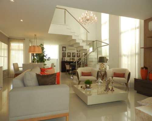 Casa de Condomínio, código 16 em Santana de Parnaíba, bairro Alphaville
