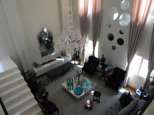 Casa de Condomínio, código 32 em Barueri, bairro Tamboré