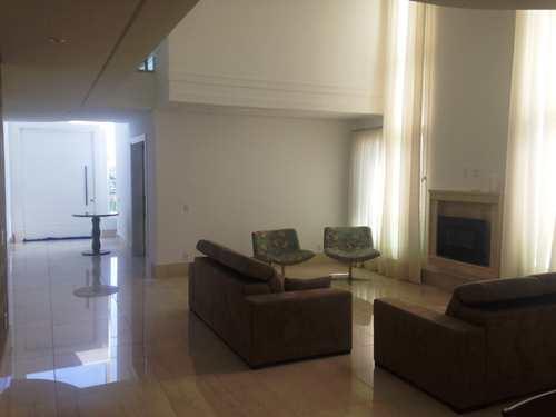 Casa de Condomínio, código 34 em Santana de Parnaíba, bairro Alphaville