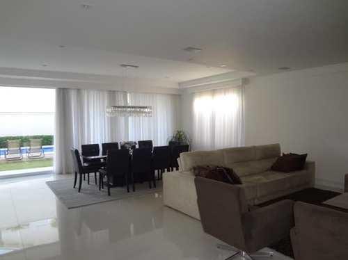 Casa de Condomínio, código 46 em Santana de Parnaíba, bairro Tamboré