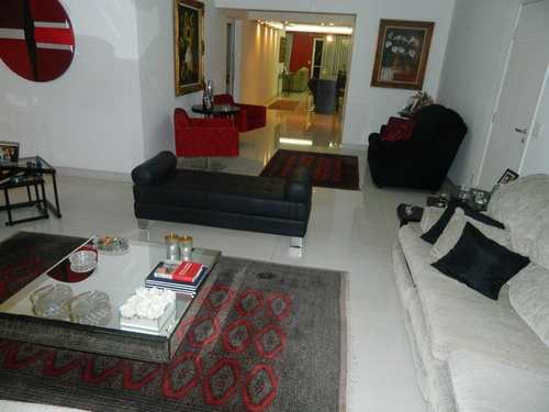 Apartamento, código 63 em Barueri, bairro Alphaville