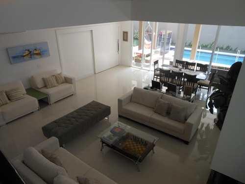 Casa de Condomínio, código 64 em Santana de Parnaíba, bairro Alphaville