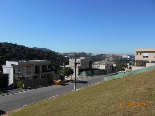 Terreno de Condomínio, código 90 em Santana de Parnaíba, bairro Tamboré