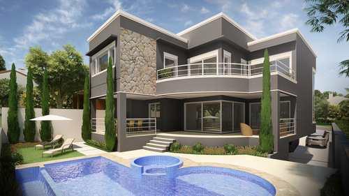 Casa de Condomínio, código 98 em Santana de Parnaíba, bairro Tamboré