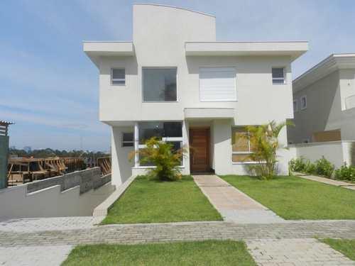 Casa de Condomínio, código 108 em Santana de Parnaíba, bairro Tamboré