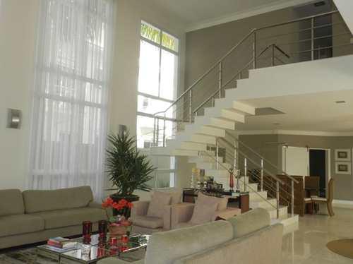 Casa de Condomínio, código 110 em Santana de Parnaíba, bairro Tamboré