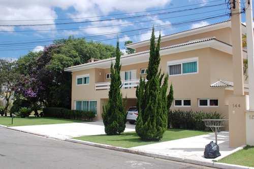 Casa de Condomínio, código 112 em Barueri, bairro Alphaville