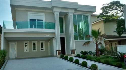 Casa de Condomínio, código 115 em Santana de Parnaíba, bairro Alphaville