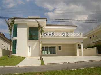 Casa de Condomínio, código 130 em Santana de Parnaíba, bairro Tamboré