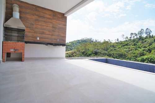 Casa de Condomínio, código 140 em Santana de Parnaíba, bairro Tamboré