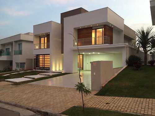 Casa de Condomínio, código 146 em Santana de Parnaíba, bairro Alphaville