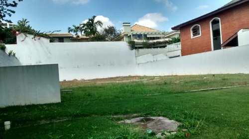 Terreno de Condomínio, código 149 em Santana de Parnaíba, bairro Alphaville