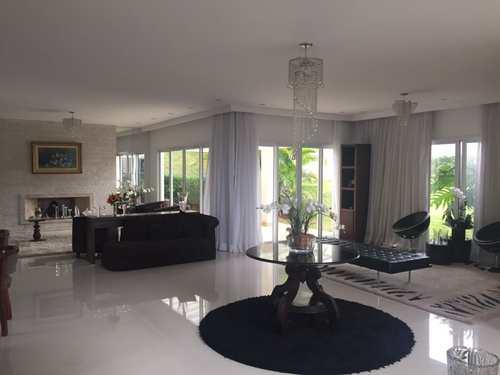 Casa de Condomínio, código 185 em Santana de Parnaíba, bairro Alphaville