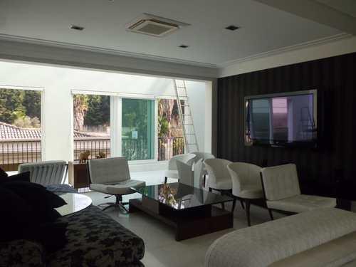 Casa de Condomínio, código 200 em Santana de Parnaíba, bairro Tamboré