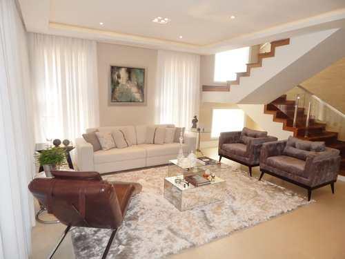 Casa de Condomínio, código 204 em Santana de Parnaíba, bairro Tamboré