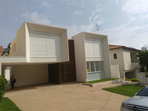 Casa de Condomínio, código 216 em Santana de Parnaíba, bairro Alphaville