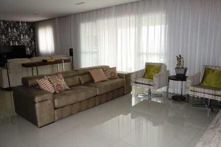 Apartamento, código 241 em Santana de Parnaíba, bairro Tamboré