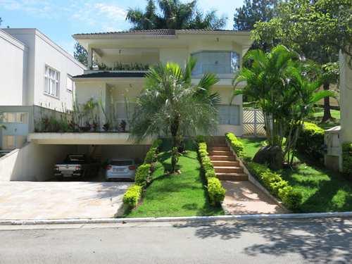Casa de Condomínio, código 258 em Santana de Parnaíba, bairro Alphaville
