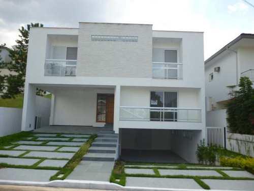 Casa de Condomínio, código 266 em Barueri, bairro Alphaville