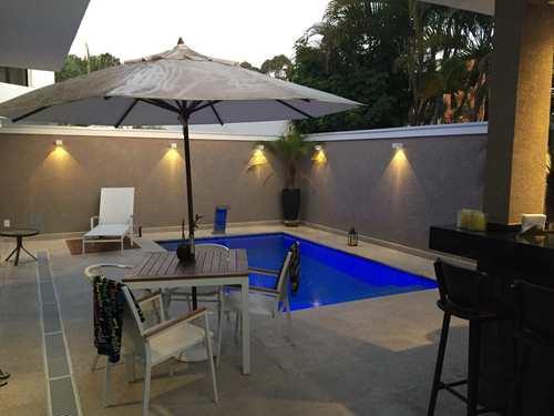 Casa de Condomínio, código 275 em Santana de Parnaíba, bairro Alphaville