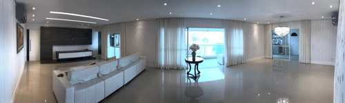 Apartamento, código 282 em Barueri, bairro Alphaville