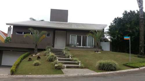 Casa de Condomínio, código 285 em Santana de Parnaíba, bairro Alphaville