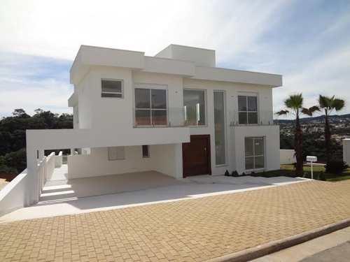 Casa de Condomínio, código 296 em Santana de Parnaíba, bairro Alphaville