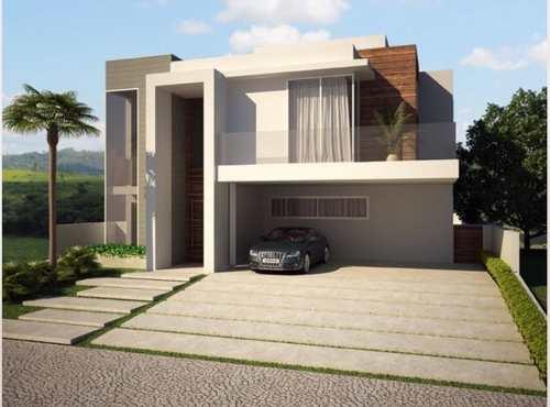 Casa de Condomínio, código 298 em Santana de Parnaíba, bairro Tamboré