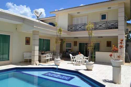 Casa de Condomínio, código 311 em Santana de Parnaíba, bairro Alphaville