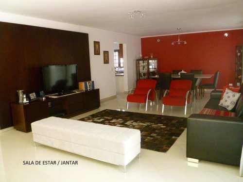 Casa de Condomínio, código 327 em Santana de Parnaíba, bairro Alphaville