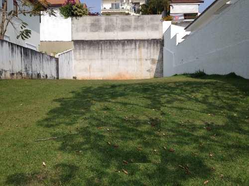 Terreno de Condomínio, código 328 em Santana de Parnaíba, bairro Alphaville