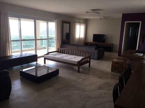 Apartamento, código 356 em Santana de Parnaíba, bairro Alphaville