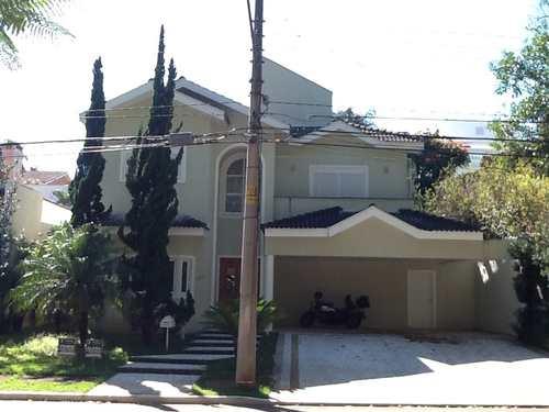Casa de Condomínio, código 407 em Barueri, bairro Alphaville