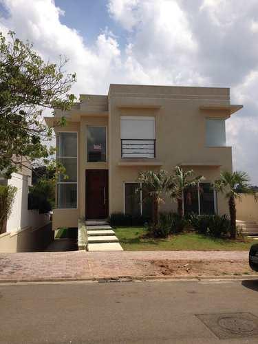 Casa de Condomínio, código 419 em Santana de Parnaíba, bairro Alphaville