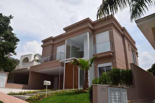 Casa de Condomínio, código 421 em Santana de Parnaíba, bairro Alphaville
