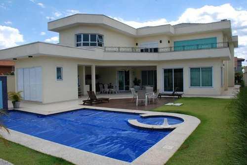 Casa de Condomínio, código 451 em Santana de Parnaíba, bairro Alphaville