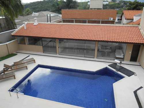 Casa de Condomínio, código 453 em Santana de Parnaíba, bairro Alphaville
