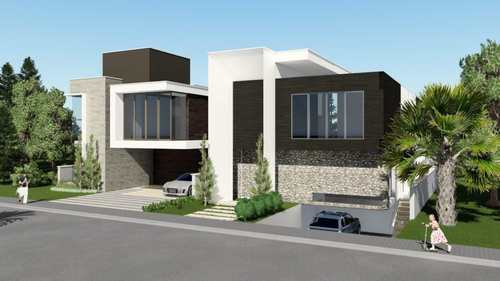 Casa de Condomínio, código 463 em Santana de Parnaíba, bairro Alphaville