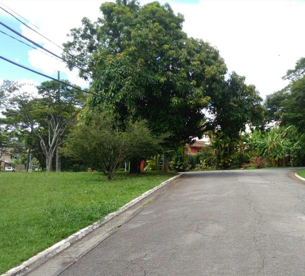 Terreno de Condomínio em Santana de Parnaíba, bairro Alphaville