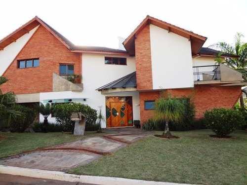 Casa de Condomínio, código 486 em Santana de Parnaíba, bairro Tamboré