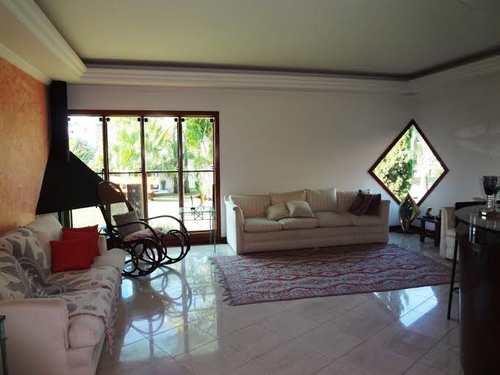 Casa de Condomínio, código 487 em Santana de Parnaíba, bairro Tamboré