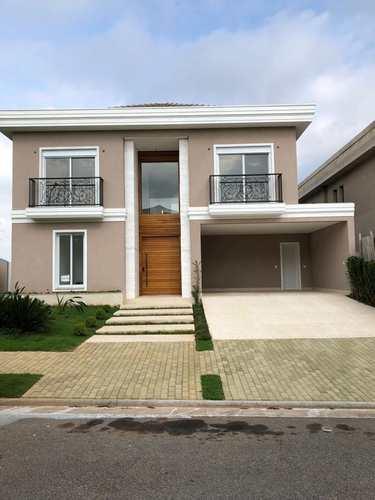 Casa de Condomínio, código 507 em Santana de Parnaíba, bairro Alphaville